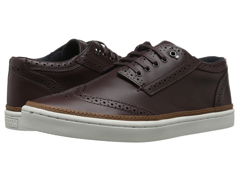Ted Baker - Iivor (Dark Red) Men's Shoes