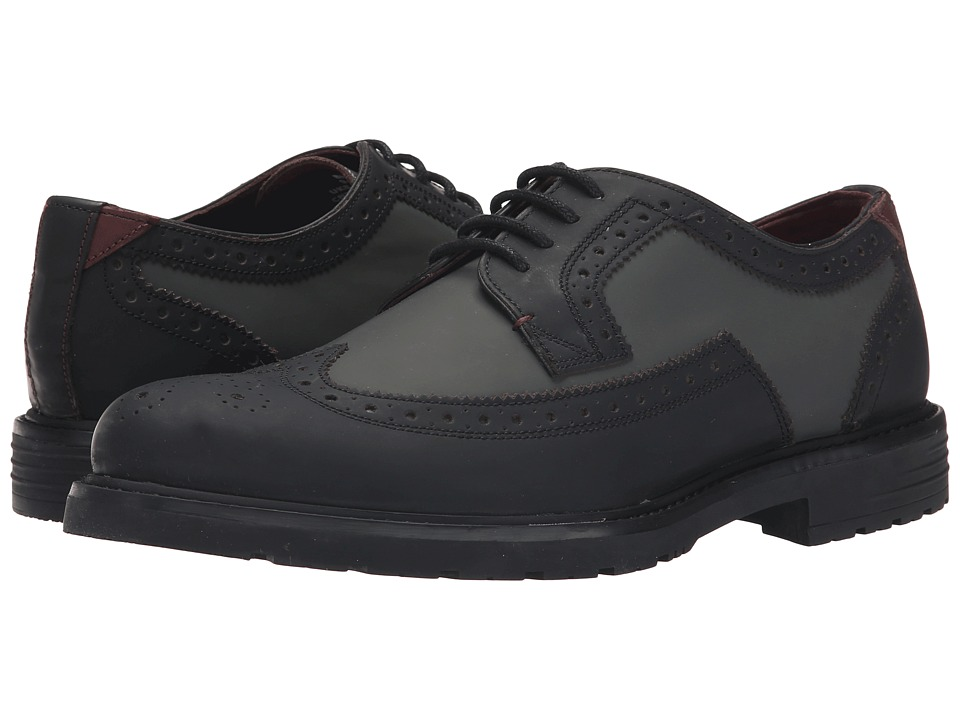 Ted Baker Bisaan (Black Dark Blue) Men