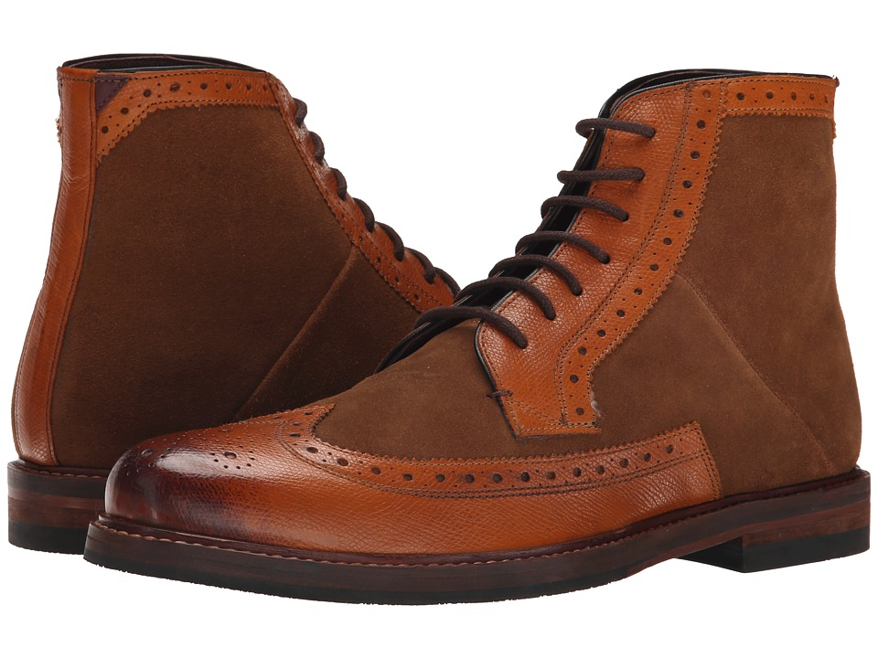 Ted Baker - Miylan (Dark Tan) Men's Shoes