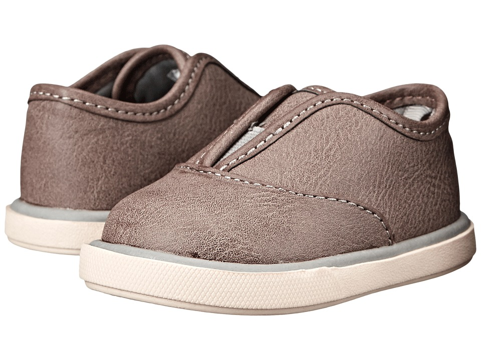 Baby Deer Slip-On with Gore (Infant/Toddler) (Taupe) Boys Shoes