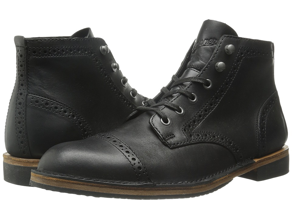 Danner - Danner Jack II Brogue (Black) Men's Work Boots