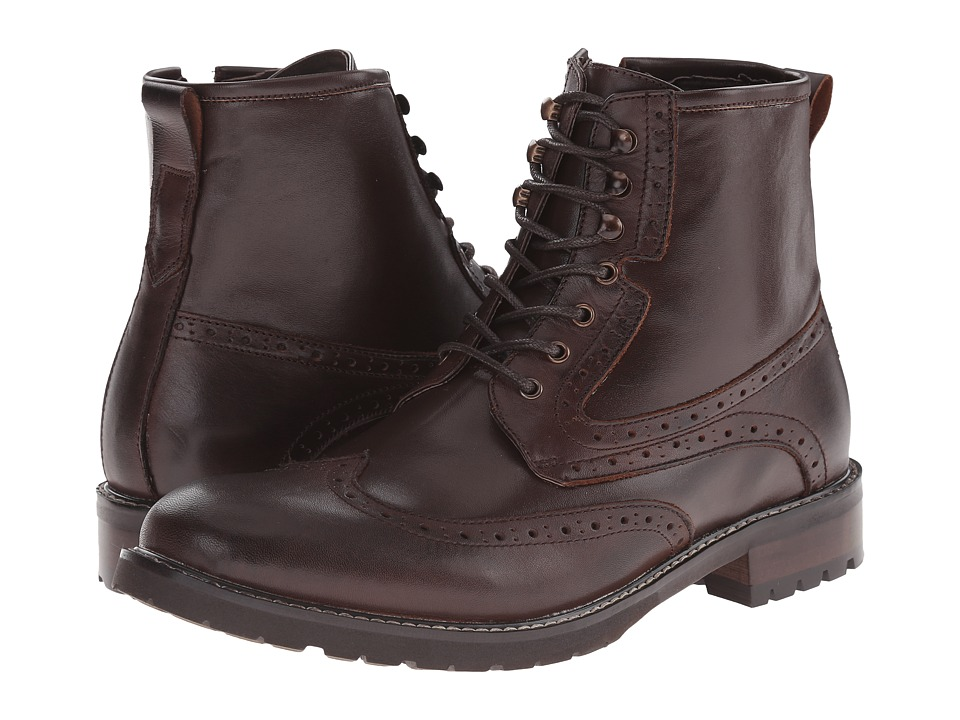 Steve Madden - Obstrukt (Brown) Men