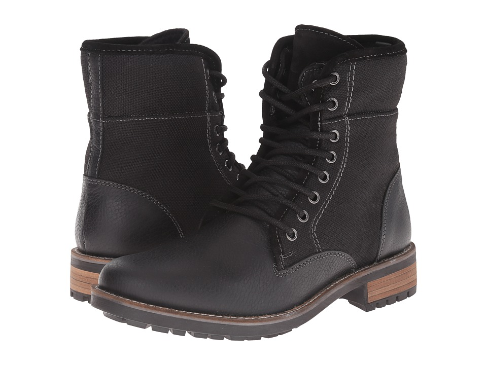 Steve Madden - Splinter (Black) Men