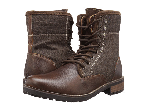 Steve Madden - Splinter (Brown) Men's Lace-up Boots