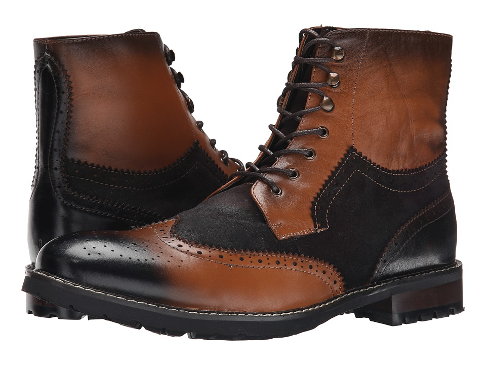 Steve Madden - Occupie (Brown/Tan) Men