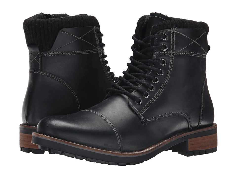 Steve Madden - Shredder (Black) Men