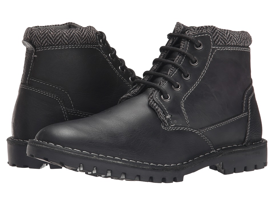 Steve Madden - Neptoon (Black) Men