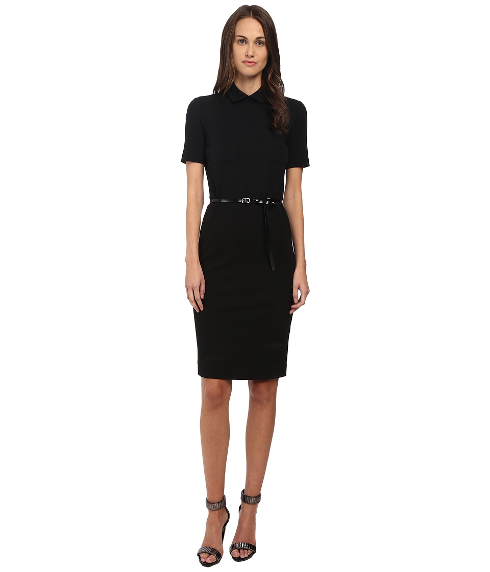 DSQUARED2 - Wool Jersey (Black) Women's Clothing
