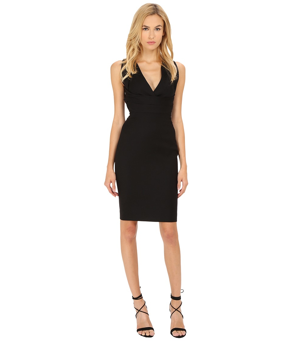 DSQUARED2 - Sofiya Sexy Dress (Black) Women's Dress