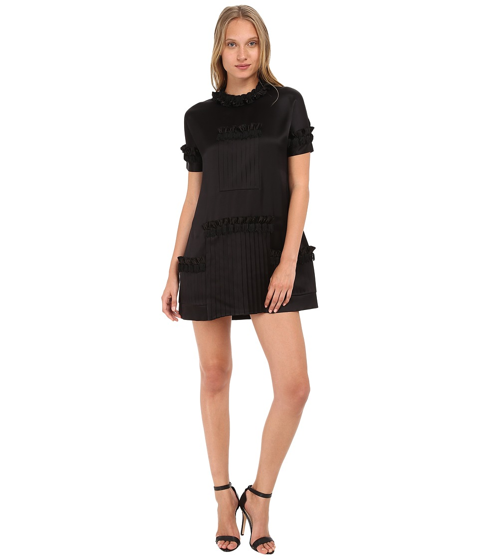 DSQUARED2 - Annika Mini Dress (Black) Women's Dress