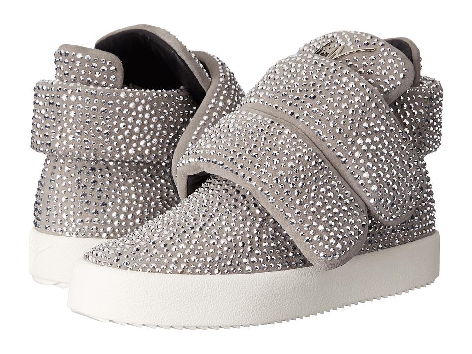 Giuseppe Zanotti - RW5133 (Sloane) Women's Hook and Loop Shoes