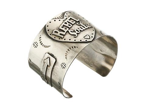 Gypsy SOULE - Rebel Soule Cuff Bracelet (Silver) Bracelet