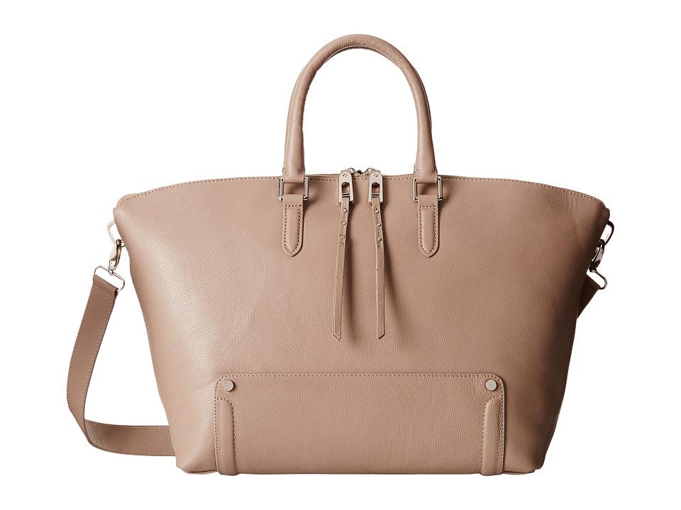 Ivanka Trump - Charlotte Tote (Grey) Tote Handbags