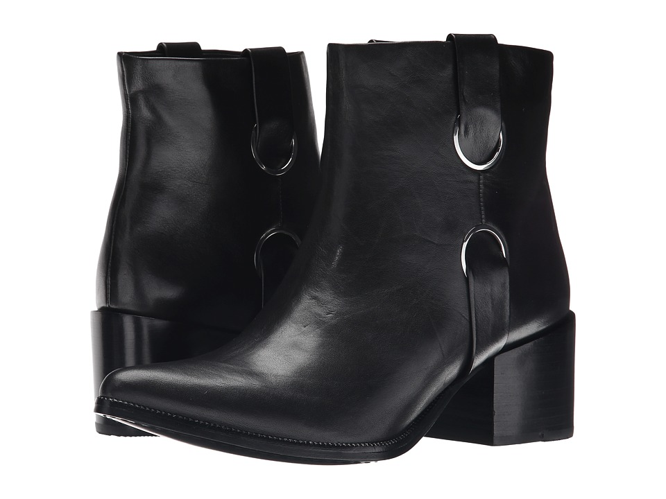 Rachel Zoe Pearce (Black Calf) Women