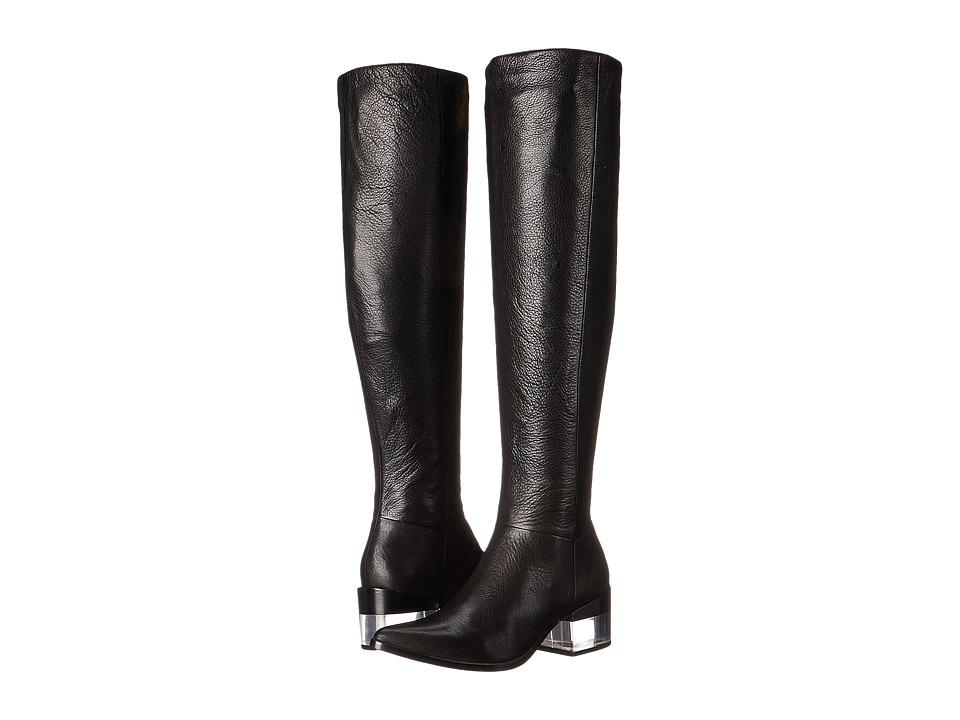 Rachel Zoe - Paulina (Black Tumbled Calf) Women's Boots