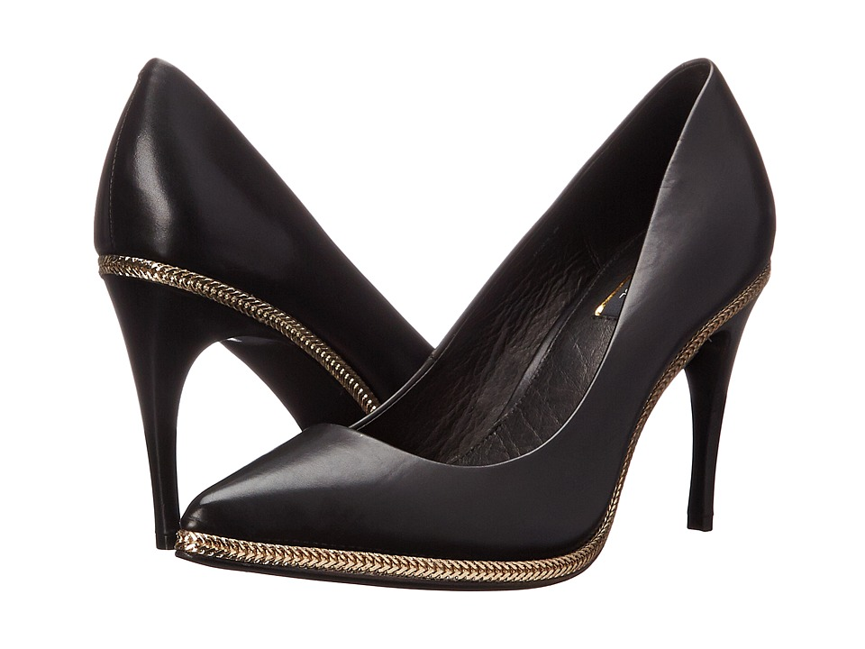 Rachel Zoe - Alice (Black Baby Calf) High Heels
