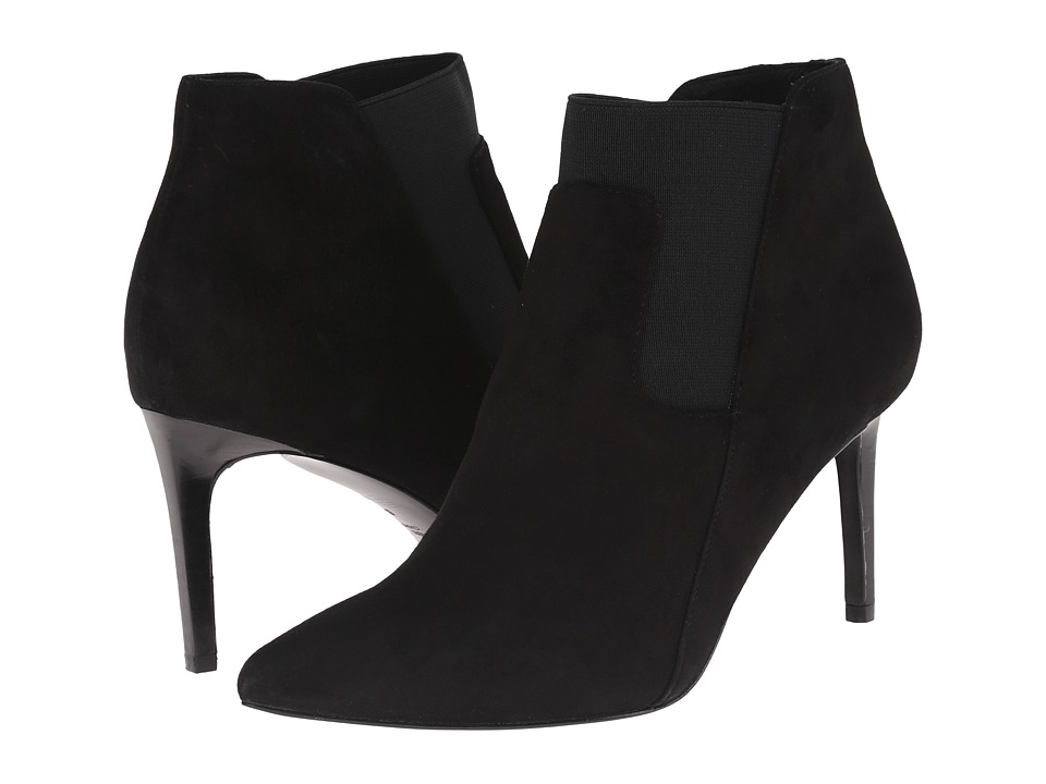 Rachel Zoe - Heidi (Black Kid Suede) High Heels