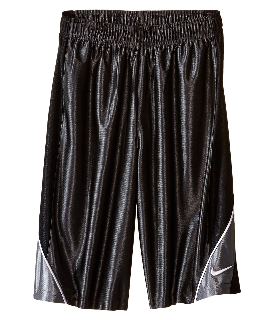 Nike Kids - Dunk Shorts (Little Kids/Big Kids) (Anthracite/Black/Cool Grey/White) Boy's Shorts