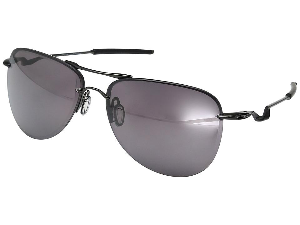 Oakley - Tailpin Lead (Carbon w/Prizm Daily Polarized) Sport Sunglasses