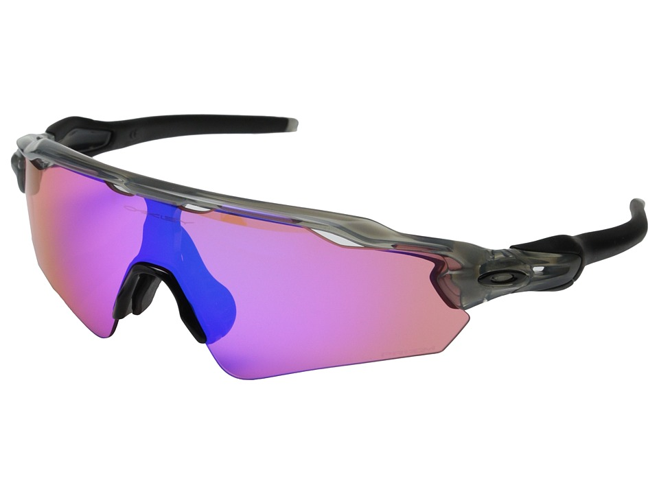 Oakley - Radar EV Asian (Grey Ink w/Prizm Trail) Sport Sunglasses