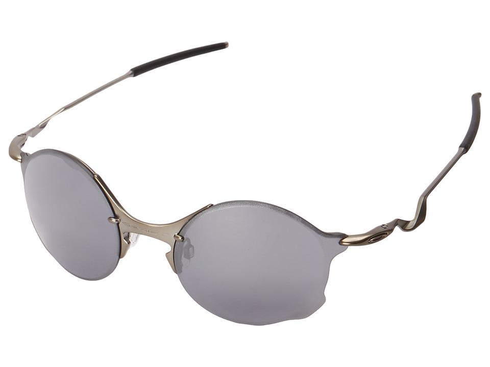 Oakley - Tailend (Titanium w/Black Iridium) Sport Sunglasses