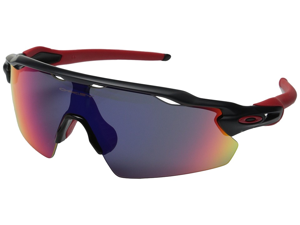 Oakley - Radar EV (Matte Black Ink w/+ Red Iridium) Sport Sunglasses