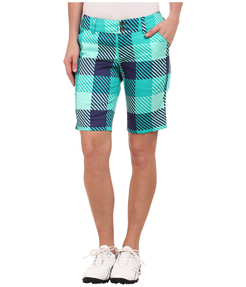 Loudmouth Golf - Freeport Shorts (Mint) Women's Shorts
