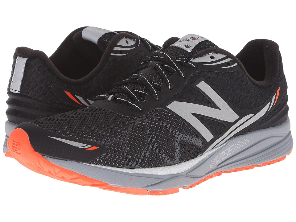 New Balance - Pacev1 (Black/Flame) Men's Running Shoes