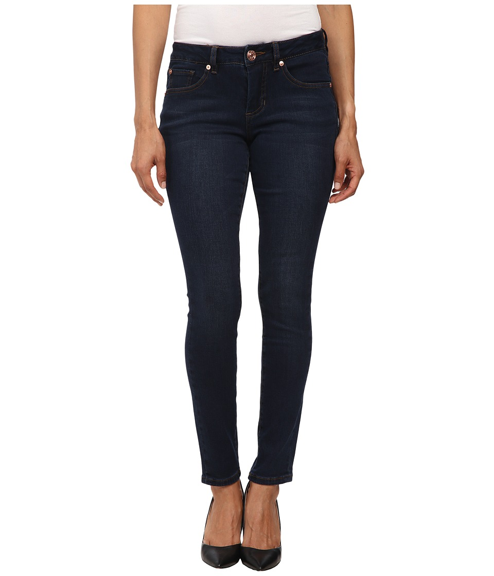 Jag Jeans Petite - Petite Westlake Low Rise Skinny in Indigo Steel (Indigo Steel) Women's Jeans