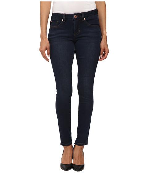 Jag Jeans Petite - Petite Westlake Low Rise Skinny in Indigo Steel (Indigo Steel) Women