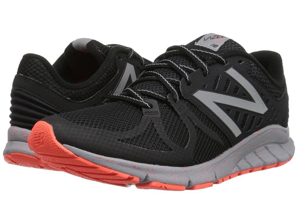 New Balance - Rushv1 (Black/Flame) Men's Running Shoes