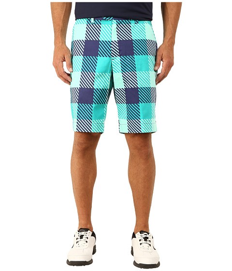 Loudmouth Golf - Freeport Shorts (Mint) Men