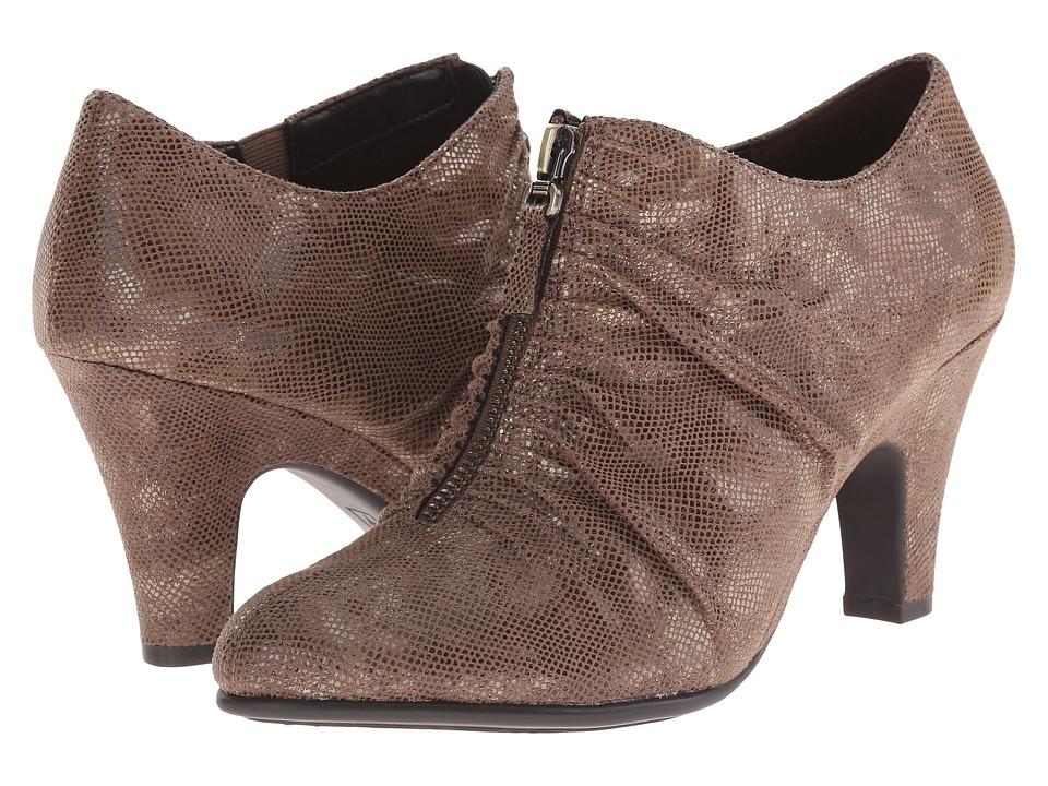Aerosoles - Jalapeno (Mushroom) Women's Zip Boots