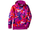 KO 3.0 Allover Print Pullover Training Hoodie