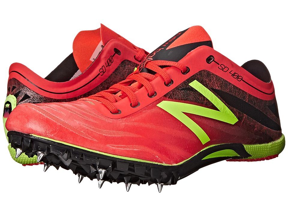 New Balance - SD400v3 (Flame/Black) Men's Running Shoes
