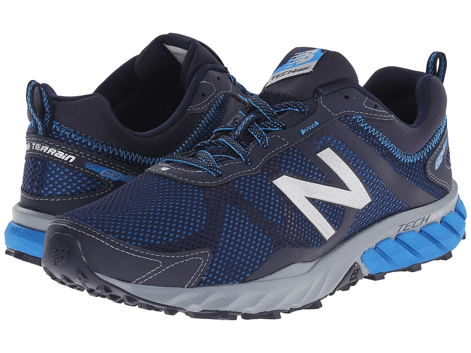 New Balance - T610v5 (Thunder/Bolt) Men's Running Shoes