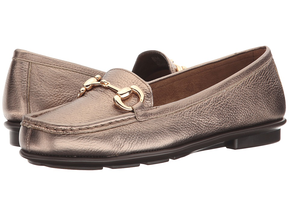Aerosoles - Nuwsworthy (Bronze Leather) Women