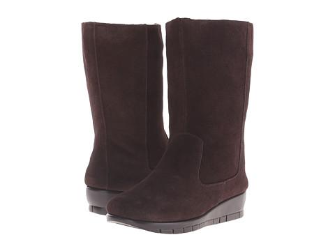 Aerosoles - Plantation (Dark Brown Suede) Women's Boots