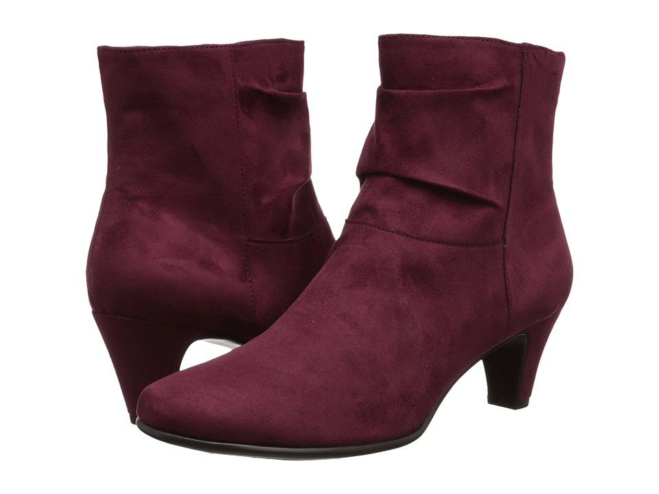 Aerosoles - Red Light (Wine) Women's Boots
