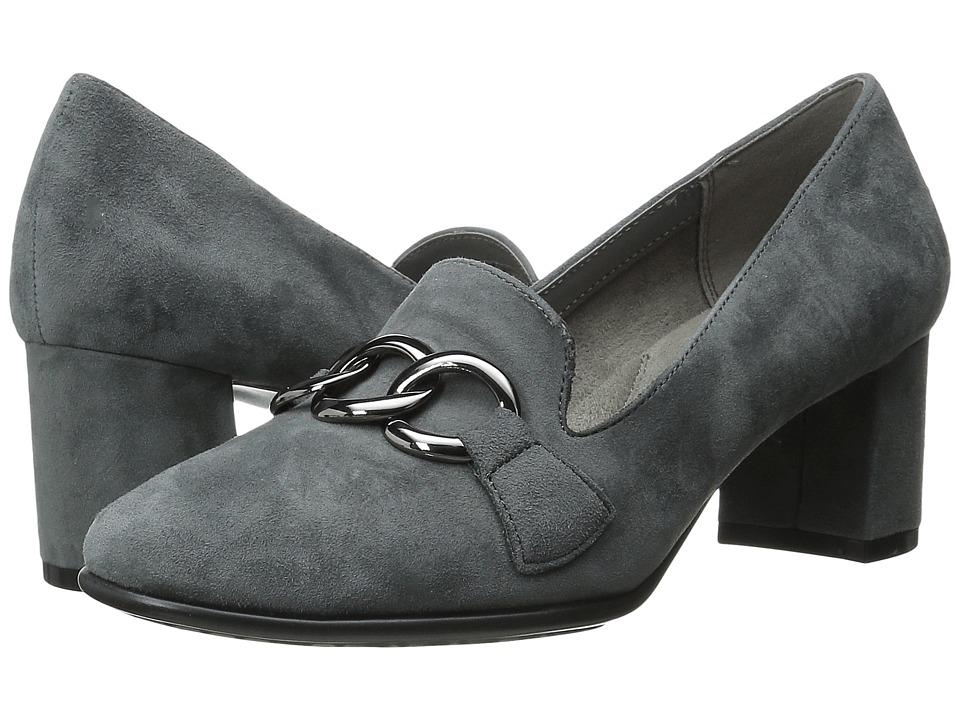 Aerosoles - Roxstar (Dark Grey Suede) High Heels