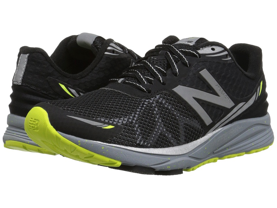 New Balance - Pacev1 (Black/Hi-Lite) Women's Running Shoes