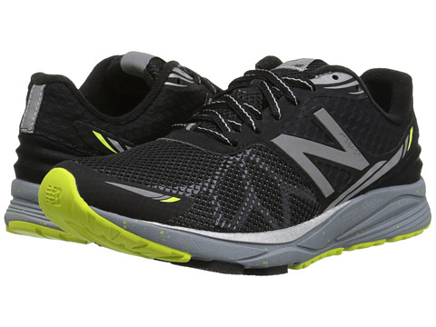 New Balance - Pacev1 (Black/Hi-Lite) Women's Running Shoes