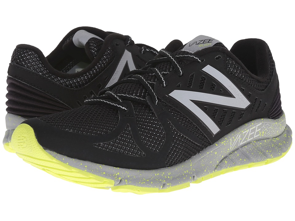 New Balance - Rushv1 (Black/Hi-Lite) Women's Running Shoes