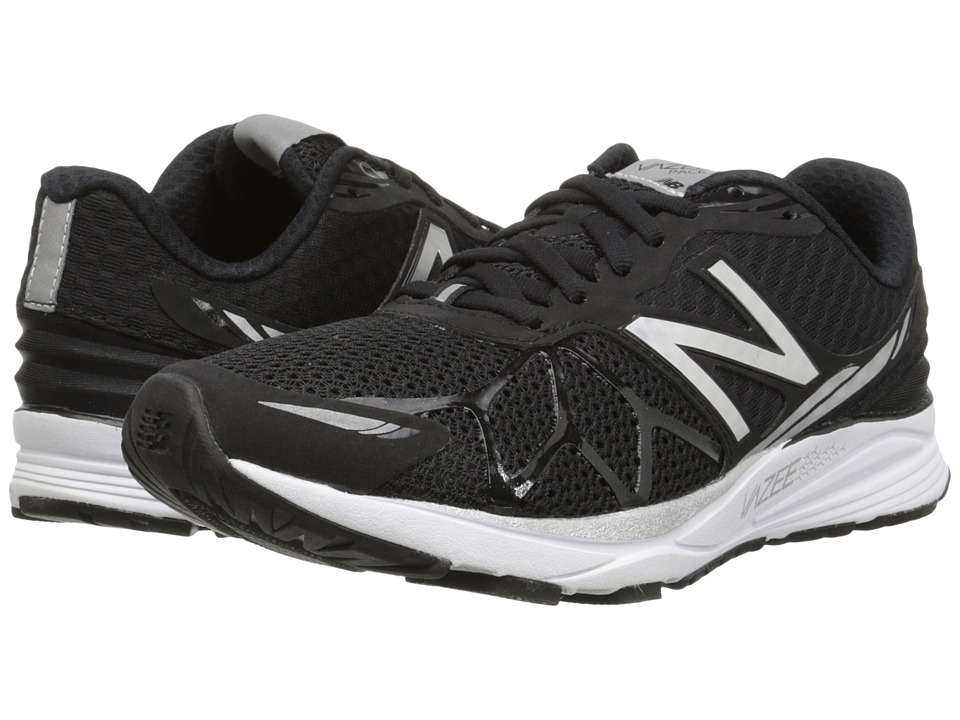 New Balance - Pacev1 (Black/White) Women's Running Shoes