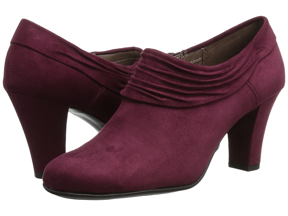 Aerosoles - Starring Role (Wine Fabric) Women's Shoes