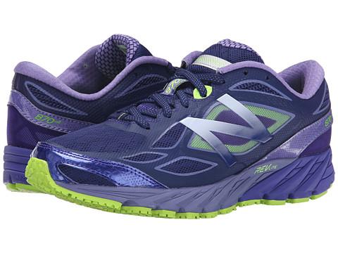 New Balance - 870v4 (Blue/Purple) Women