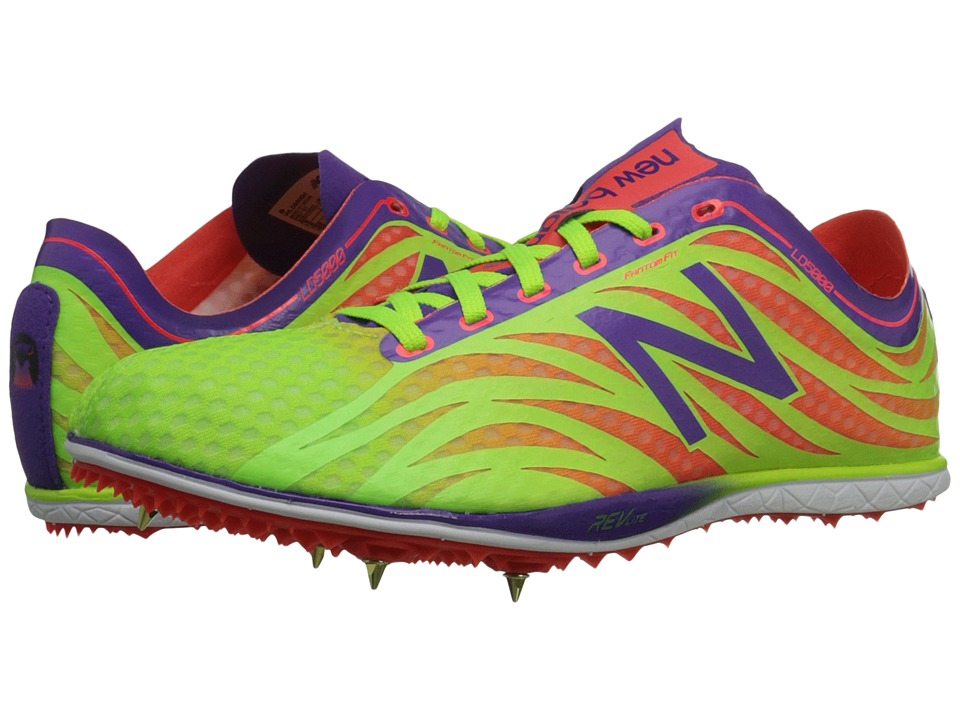 New Balance - LD5000v3 (Toxic/Titan) Women's Running Shoes