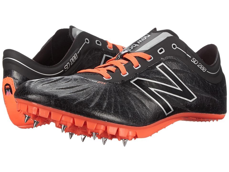New Balance - SD200v1 (Black/Dragonfly) Women's Running Shoes