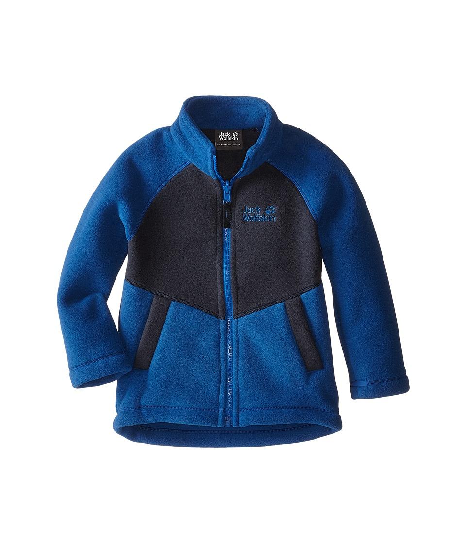 Jack Wolfskin Kids - Hudson Bay Jacket (Infant/Toddler/Little Kid/Big Kid) (Classic Blue) Kid's Coat