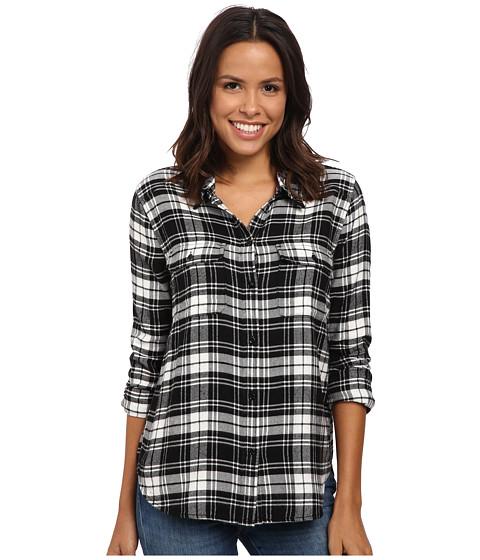 Paige - Trudy Shirt (Black/White) Women's T Shirt